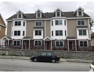 401 East Merrimack UNIT 17, Lowell, MA 01852 - MLS#: 72351210