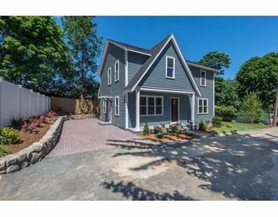 1 Keiths Lane, Stoneham, MA 02180 - MLS#: 72351242