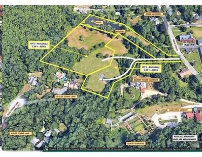 Lot 1 Hobart Meadows, Easton, MA 02356 - MLS#: 72351353