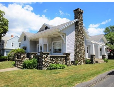 1517 Robeson St, Fall River, MA 02720 - MLS#: 72351358