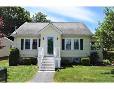 29 Maple Ave, Woburn, MA 01801 - MLS#: 72351360