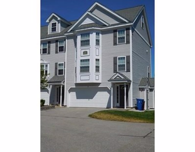 23 Merrimac Way UNIT H, Tyngsborough, MA 01879 - MLS#: 72351442