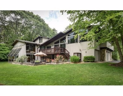 2 Wood Rd, Sherborn, MA 01770 - MLS#: 72351523