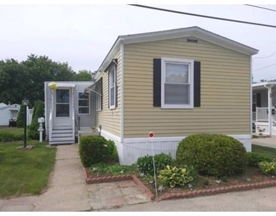 300 East Washington St UNIT M-12, North Attleboro, MA 02760 - MLS#: 72351619