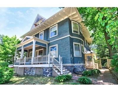 11 Whittier Street, Cambridge, MA 02140 - MLS#: 72352570