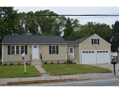 48 Carleton Street, Attleboro, MA 02703 - MLS#: 72352595