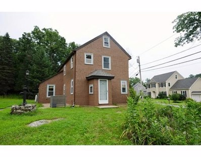 142 Berry Street, North Andover, MA 01845 - MLS#: 72352639