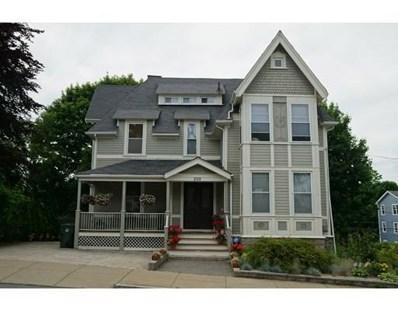 222 Belmont Street, Fall River, MA 02720 - MLS#: 72352726