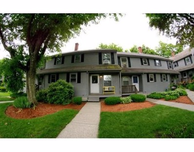 192 Pleasant St UNIT 17, Leominster, MA 01453 - MLS#: 72352946