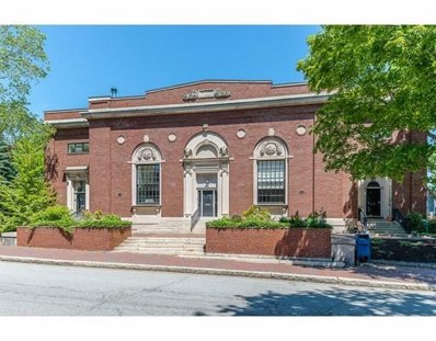 57 Pleasant St UNIT -, Marblehead, MA 01945 - MLS#: 72353061