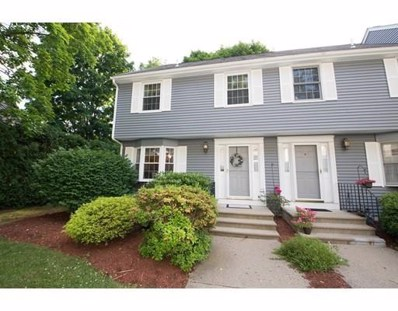 64 Mechanic St UNIT 5B, Attleboro, MA 02703 - MLS#: 72353556