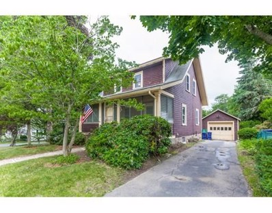 35 Newport Ave, Braintree, MA 02184 - MLS#: 72354086