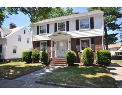 22 Bates Road, Arlington, MA 02474 - MLS#: 72354272