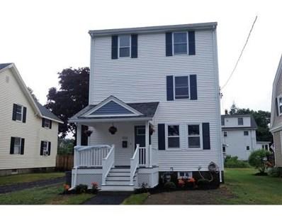 252 Grant St, Framingham, MA 01702 - MLS#: 72354309