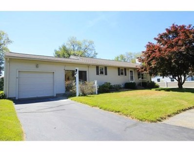 10 Kinglet Dr, Shrewsbury, MA 01545 - MLS#: 72354311
