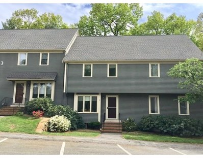3 Deer Path UNIT 5, Maynard, MA 01754 - MLS#: 72354509