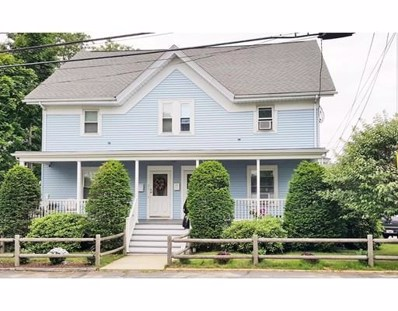 19 Central Street UNIT 19, Weymouth, MA 02190 - MLS#: 72354574