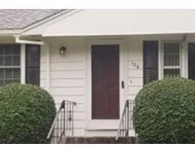104 Newland St, Norton, MA 02766 - MLS#: 72354669
