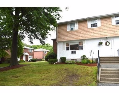 40 Kingston St UNIT 40, North Andover, MA 01845 - MLS#: 72354688