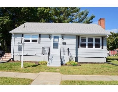 1599 Padanaram Ave, New Bedford, MA 02740 - MLS#: 72355039