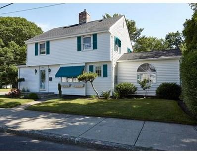 595 Harvard St., Fall River, MA 02720 - MLS#: 72355238