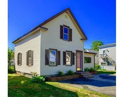 5 Third Street UNIT FRONT, Westford, MA 01886 - MLS#: 72355581
