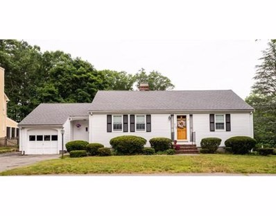46 Intervale Ter, Reading, MA 01867 - MLS#: 72355661