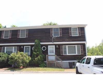 27 3RD St UNIT 6, Taunton, MA 02780 - MLS#: 72355681