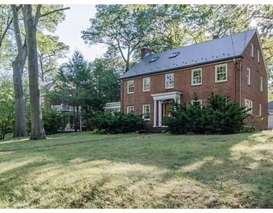 29 Gammons Rd, Newton, MA 02468 - MLS#: 72355823