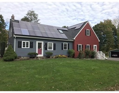 222 Turnpike St -On Soares Farm Rd, Easton, MA 02375 - MLS#: 72356433