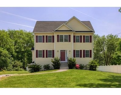 3 Sheldon Street, Billerica, MA 01821 - MLS#: 72356511