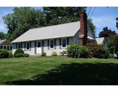 28 Judd Ave, South Hadley, MA 01075 - MLS#: 72356715