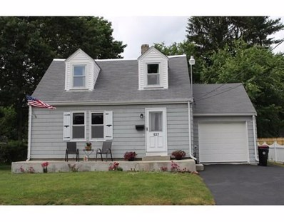 137 Channing Ave, Brockton, MA 02301 - MLS#: 72356938