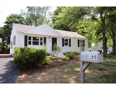 105 Cherokee Dr, Springfield, MA 01109 - MLS#: 72357245
