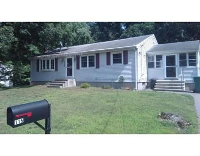 115 Knott St, Attleboro, MA 02703 - MLS#: 72357285