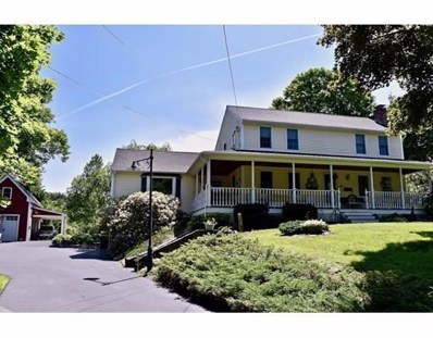 215 Partridge Hill Rd, Charlton, MA 01507 - MLS#: 72357528