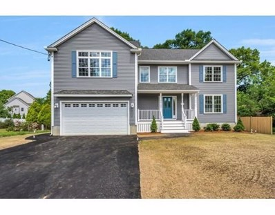 22 Boyd Road, Woburn, MA 01801 - MLS#: 72357694