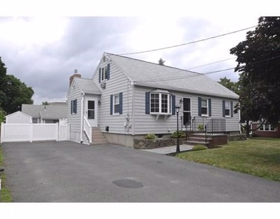 61 Newcastle Rd, Peabody, MA 01960 - MLS#: 72357787