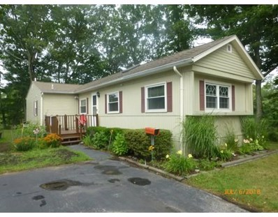 1340 County UNIT 57, Attleboro, MA 02703 - MLS#: 72357938