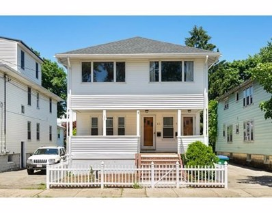 59 Thomas St, Medford, MA 02155 - MLS#: 72357998