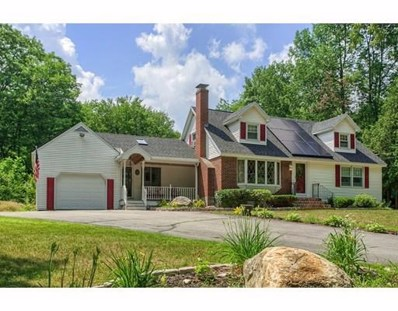 200 New Ipswich Rd, Ashby, MA 01431 - MLS#: 72358075