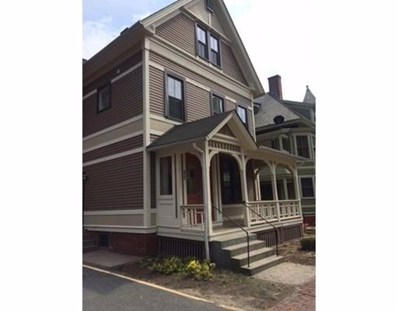 56 Temple St UNIT 1 AND 2, Springfield, MA 01105 - MLS#: 72358635