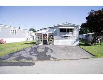 556 Central Street UNIT 32, Leominster, MA 01453 - MLS#: 72358693