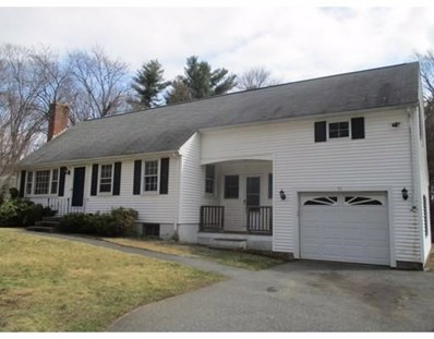 74 Washburn St, Northborough, MA 01532 - MLS#: 72358900