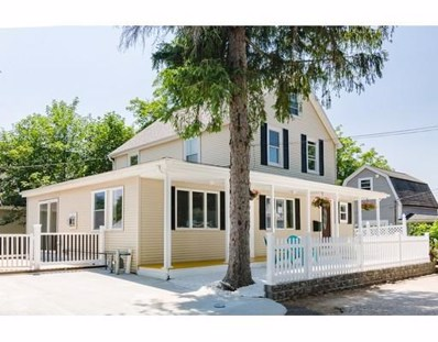 9 Lakeside Ave, Quincy, MA 02169 - MLS#: 72358973