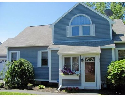 13 Heritage Lane, West Boylston, MA 01583 - MLS#: 72358998