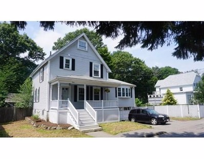 12 Cottage Place, Milton, MA 02186 - MLS#: 72359122