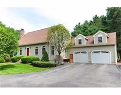 182 Chestnut St, Wrentham, MA 02093 - MLS#: 72359256