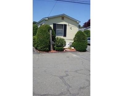 266 Newbury UNIT 26, Peabody, MA 01960 - MLS#: 72359365