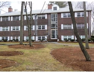 72 Farrwood Avenue UNIT 1, North Andover, MA 01845 - MLS#: 72359432